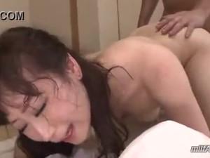 ファックすることを強制ホット日本の女の子