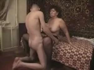 Mature Mom Son's friend Sex 03