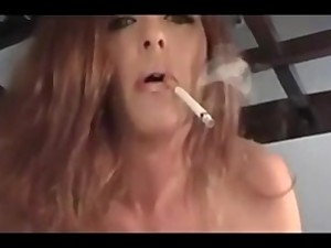 mommy smokes